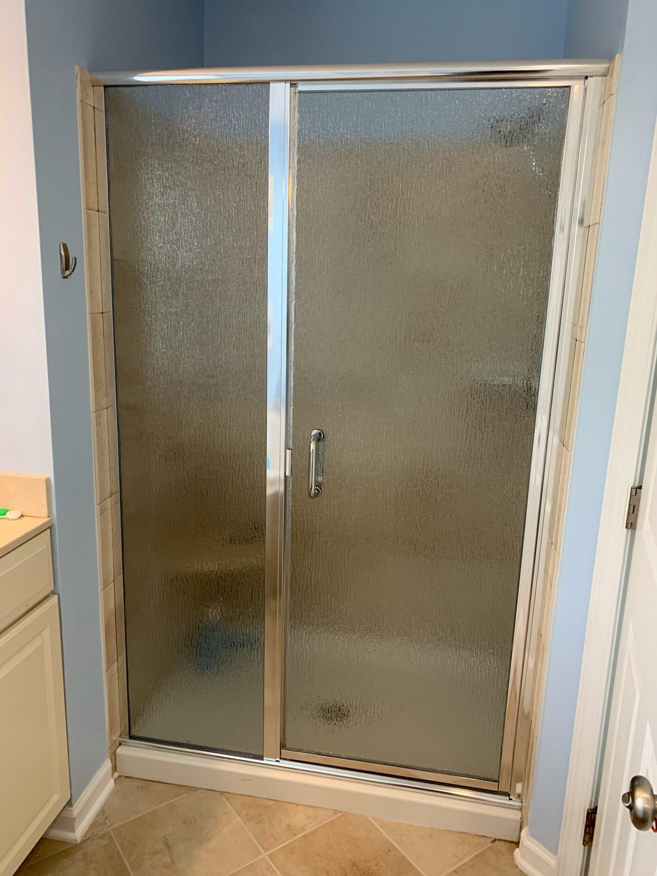 Door and Panel Rain Glass